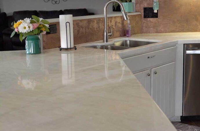 Epoxy Flooring Coating Contractors of Palm Beach County-Epoxy Countertop Coatings