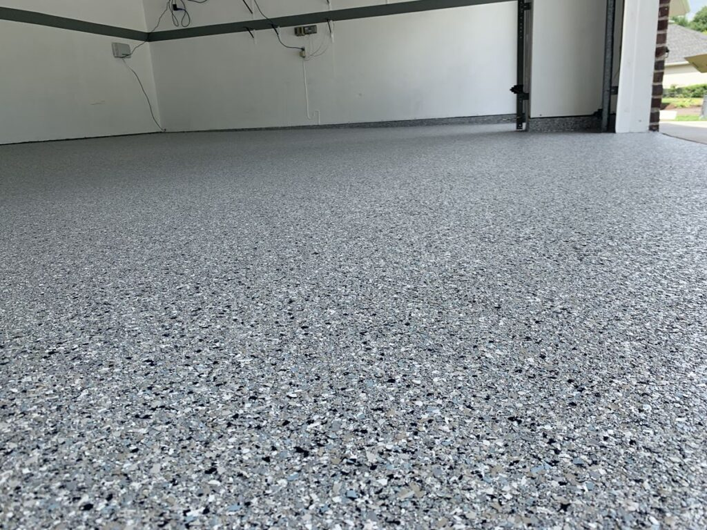 Epoxy Flooring Coating Contractors of Palm Beach County-Epoxy Flake Garage, Commercial, and Industrial Coatings