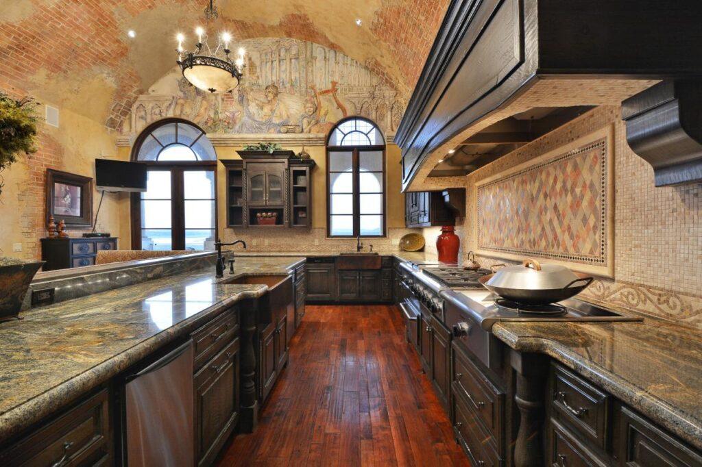 Epoxy Flooring Coating Contractors of Palm Beach County-Liquid Marble Designer Countertop Coatings