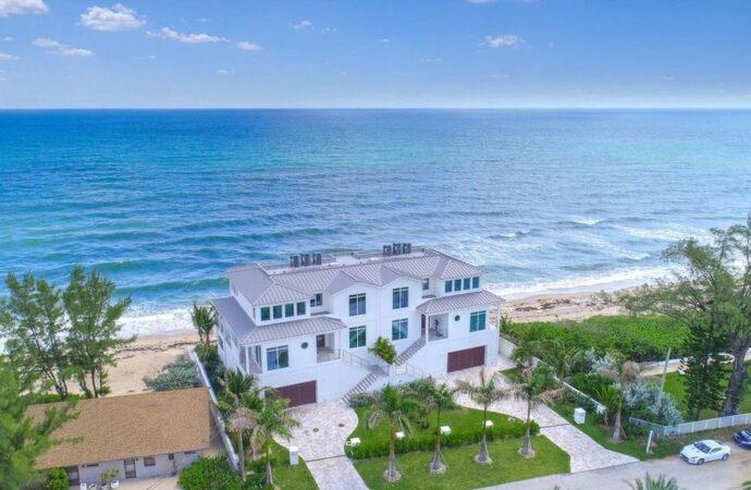 Epoxy Flooring Coating Contractors of Palm Beach County-Ocean Ridge FL