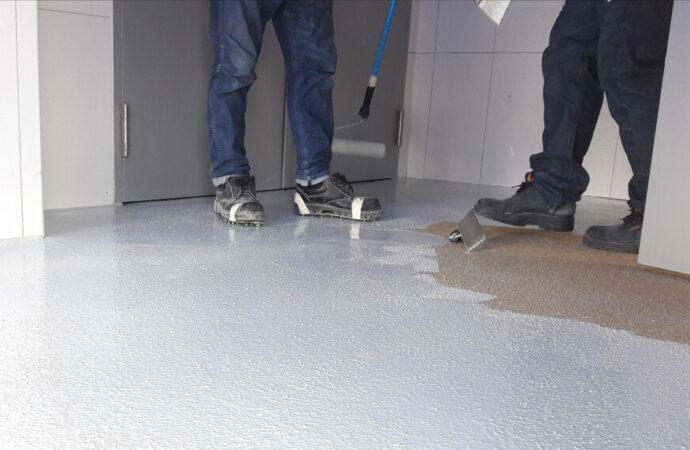 Epoxy Flooring Coating Contractors of Palm Beach County-header