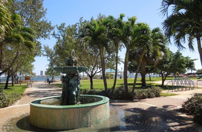 Epoxy Flooring Coating Contractors of Palm Beach County-lake park FL